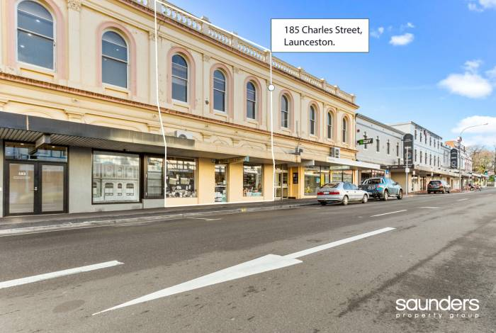 Prime cbd property, mixed use - 2 titles